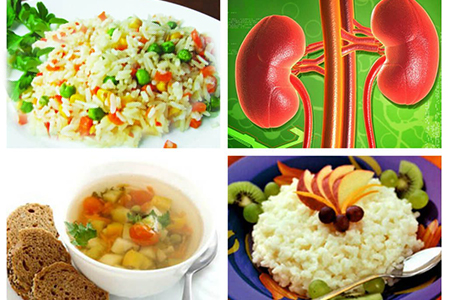 Диета при болезнях почек, рецепты, советы и рекомендации