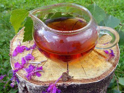 Мочегонный чай